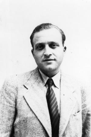 David Frankfurter (1909. - 1982.)