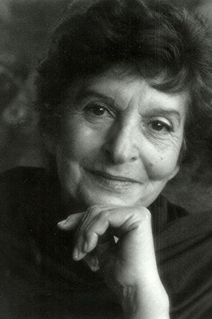 Eva Fischer (1920. - 2015.)
